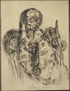 The duty of a writer Samuel Beckett, Van Gogh, August Strindberg, Automatic Drawing, Ben Shahn, Georges Pompidou, Book Writer, Art Moderne, Illustrations