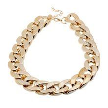 Модные Ожерелья Для Женщин 2014 Рождественский Подарок CCB Золотая Цепочка Заявление Ожерелья и Подвески Ожерелье Женщины Ювелирные Изделия Аксессуары(China (Mainland))