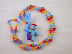 My Little Pony: Friendship is Magic Rainbow Dash necklace