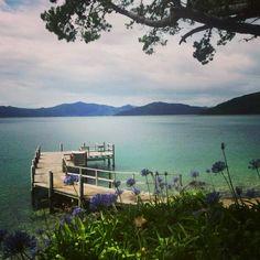 Resolution Bay, Marlborough Sounds, New Zealand