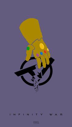 Avengers: Infinity War (Minimalistic)