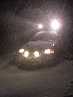 Tips for deep snow? - Page 3 - Subaru Outback - Subaru Outback Forums