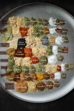 Homemade Spice Mixes Really nice recipes. Every hour. Show me #hashtag