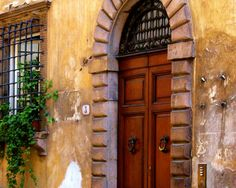 Travel Photography-Doorway in Tuscany - Architectural, Italian, Tuscan, Fine Art Photography on Etsy, $30.00