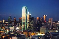 Architecture in Downtown Dallas: Architecturally Significant Buildings