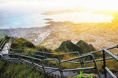 ハワイの天国への階段11
