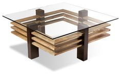 22 Modern Coffee Tables Designs [Interesting, Best, Unique, And Classy] Simply devine - Modern small Coffe Table, Coffee Table Design, Modern Coffee Tables, Modern Table, Glass Coffee Tables, Pallet Furniture, Furniture Projects, Furniture Design, Furniture Stores