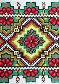 Other Ukranian Decoration                           Pysanky inspiration