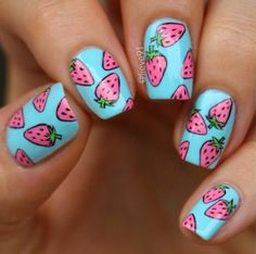 10 Creative Nail Designs for Short Nails to Create Unique Styles Girls Nail Designs, Creative Nail Designs, Diy Nail Designs, Creative Nails, Acrylic Nail Designs, Cute Acrylic Nails, Cute Nails, Pretty Nails, Nails For Kids