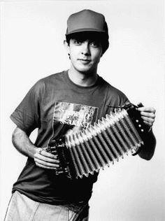 Rocco Tanica di Elio e le Storie Tese (fine anni '80)