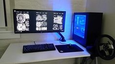 Best of gaming setup every day - #setup #dreamsetu… https://fancy.toys
