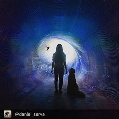 """Ethereal...  Repost @daniel_serva  [ 233/365 ] """"The Tunnel"""" (Full/Landscape Version on Flickr - link in bio) - Hello guys  I had a great idea planed with an egg  in a place a little far when we got there it was closed  so we improvised this quickly in the way back inside a little tunnel and edited in a hurry  Not too exited about this cause i wanted to make the other one but hey! I did something and that's great :D. The girl in the photo @alroseart…"""