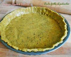 La pasta frolla ai pistacchi e panna è fragrante e ben si adatta per tutte le vostre preparazioni dolci. Doppio procedimento anche con il Bimby