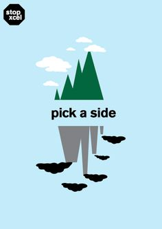 pick a side- new era colorado. a campaign for local power & to take control of our energy future.