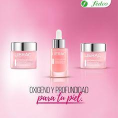 ¡Tu piel necesita hidratación y mucha diversión! Con la línea #Hydragenist de #Lierac, tu piel tendrá una sensación fresca, delicada y femenina todas las vacaciones. Lipstick, Beauty, Vacations, Fur, Feminine, Lipsticks, Beauty Illustration