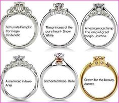 Princess rings.