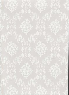Sanderson Lyon 214096 (Taupe/Cream) wallpaper from the Fabienne collection, priced per roll. Lyon, this smart floral damask wallpaper is a classic motif suitable for period or modern country homes Cream Wallpaper, Damask Wallpaper, Print Wallpaper, Textured Wallpaper, Wallpaper Roll, Bedroom Wallpaper, Wallpaper Ideas, Elisabeth Ii, Painted Rug