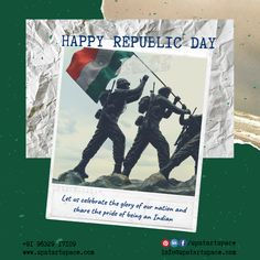 A thousand salutes to the great nation of ours. May it become even more prosperous. Wishing everyone a very Happy Republic Day! #India #IndianArmy #IndianNavy #IndianAirForce #RepublicDay2021 #RepublicDay #JaiHind #StartUps #Business #Entrepreneur #Entrepreneurship #StartUpLife #SmallBusiness #StartUpBusiness #Innovation #Technology #BusinessOwner #EntrepreneurLife #Success #Motivation #Covid #BusinessOwners #VentureCapital #Leadership #Ecommerce #CoWorking #Bangalore #BangaloreDiaries Republic Day India, Indian Navy, Indian Air Force, Coworking Space, Day Wishes, Start Up Business, Happy, Cafe Restaurant, Business Entrepreneur