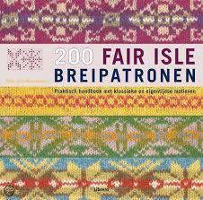 Afbeeldingsresultaat voor patronen breiwerk fair island