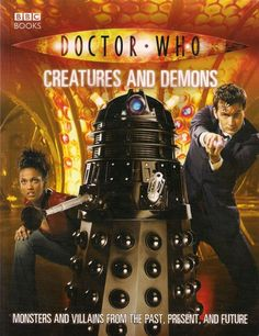 DOCTOR WHO  CREATURES AND DEMONS  BBC BOOKS