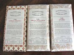 Dandelion Chocolate is one of San Francisco