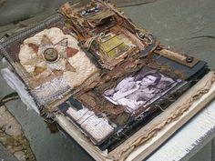 Art Propelled Blog: FRAGMENTS, SCRAPS AND REMNANTS