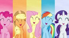#MLP - Main 5 singing Make This Castle a Home #mylittlepony