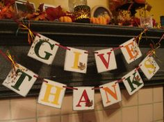 thanksgiving - Click image to find more Home Decor Pinterest pins
