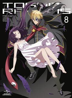 Yakou and Natsume
