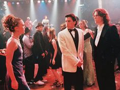 The best prom scenes of all time, according to Seventeen.  For your after party.