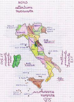 La mappa geografica     L'impronta di un oggetto si chiama pianta.  La pianta a grandezza naturale si ottiene appo...