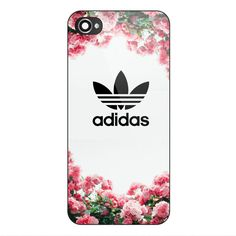 Adidas Pink Rose Floral Custom Hard CASE COVER iPhone 6 6s+ 7 7+ Limited Edition #UnbrandedGeneric #iphone #case #iphonecase6s #iphonecase6splus #iphonecase7 #iphonecase7plus #adidas