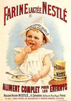Farine Lactee Nestle (1910)