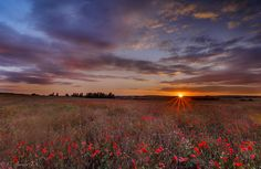 Sunset in Castilla by C.Amada T.S. on 500px