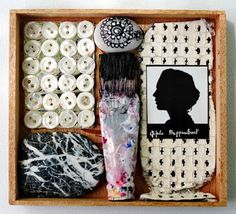 mano kellner, projekt 2015, kunstschachtel / art box nr 15/2015, gisela