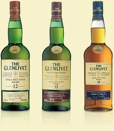 "This is Scotch whisky; Glenlivet; single malt. When you die, you'll go to heaven. You say ""Hello"" to God, and when God says ""Hello"" to you, this is what you'll smell on his breath."
