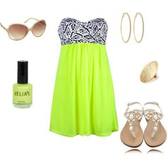 summer!! Hopefull will be able to wear stuff like this LOVE!