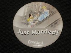 Did you know that if you send Mickey and Minnie Mouse an invitation to your wedding they'll send you back an autographed photo and a 'Just Married' button? If you send Cinderella and Prince Charming an invitation, you'll get an autographed congratulatory certificate. Here are the addresses: Micky