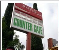 Counter Cafe. Get the crab cakes for breakfast (and rotating specials) — also traditional Mexican breakfast, great biscuits, steak and eggs, etc.