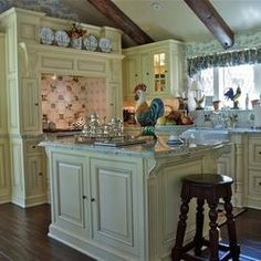 Pinterest French Country Country French And French Country Kitchens