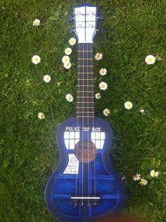 ukulele doctor who - Google Search