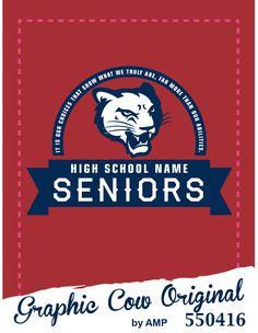 seniors mountain lion wildcat high school  #grafcow