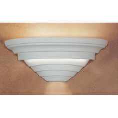 Dusty Teal Gran Cabrera Half-Moon Wall Sconce - (In Dusty Teal)