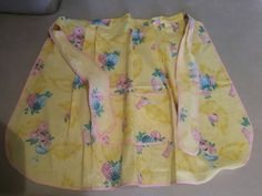 Vintage/Retro Cotton Handmade Apron by CathsVintageAttic on Etsy