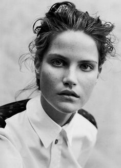 Vogue Italia May 1997 by Peter Lindbergh