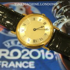 Football time. #breguet #breguetwatch #watches #watch #like #amazing #luxury #vip #luxury #europe #euro #euro2016 #england #comeon #football #france #luxe #gold #passion #time #like4like #romania #team #soccer #fashion #style