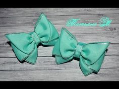 59 Super Ideas For Baby Girl Headbands And Bows Boutiques Ribbon Hair Bows, Diy Hair Bows, Diy Bow, Bow Hair Clips, Fabric Rosette, Hair Bow Tutorial, Bow Tie Wedding, Boutique Hair Bows, Loom Bands