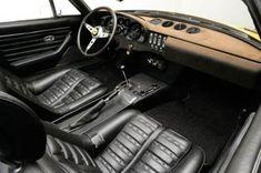 Ferrari 365 Daytona 1972 interior - in 2 motorsports