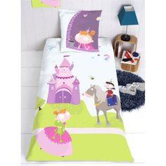 Une parure de lit pour les filles avec une petite - Housse de couette oiseaux ...