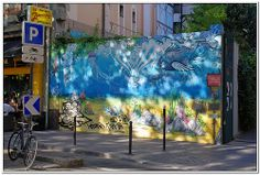 #photo #streetart Quai de Jemmapes #Paris10 #PEAV @Menilmuche